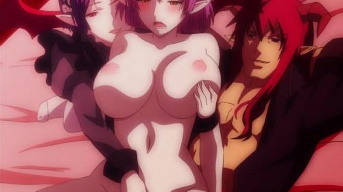 Demonion: Gaiden Ep.01 [2021,Masturbation,Virgin,Big Tits]