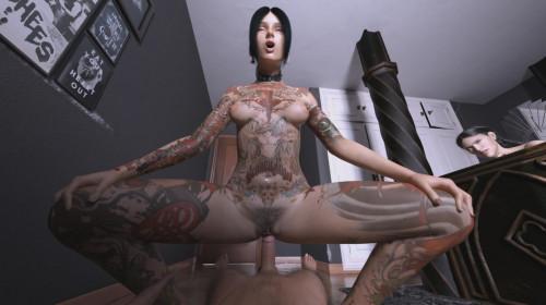Femdom Fiends Version 0.49.51 [2021,Female domination,Kinetic novel,Male protagonist]