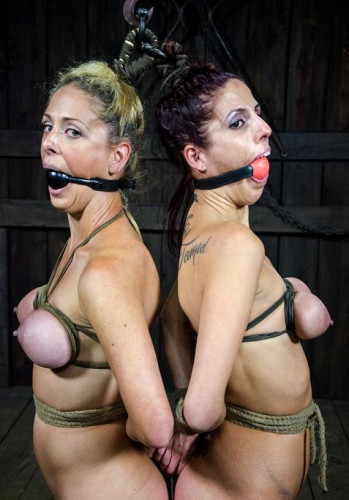 Sweet BDSM pair