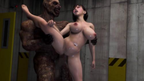 Biosil [2019,Juice / liquid mass zombie creampie fellatio restraint borage belly / pregnant woman]