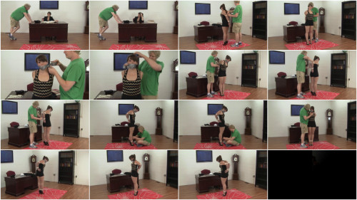 Elizabeth Andrews - Office Crisis With The Legal Department