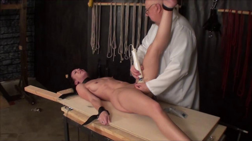 Beautiful women for pleasure part 4 [2015,BDSM,TightnBound,Whipping, Orgasms,Bondage]