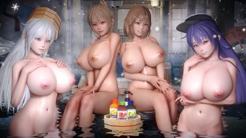 Arcadia - Honey Select Gallery [futanaria,bikini,animated]