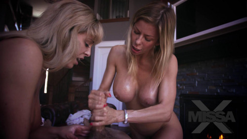 Alexis fawx and cherie deville young dumb