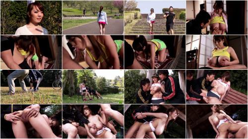 Hitomi Tanaka Mrs Jogging 3 Hitomi Tanaka FHD