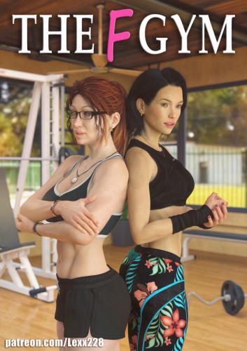 The F Gym [gym,big breasts,all girl]