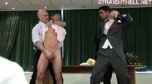 SH - Wedding Torture - Pierce & Ed - Scene 2