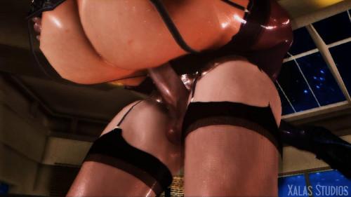 Just Sex [2016,Big Ass,Futanari,Big Tits]