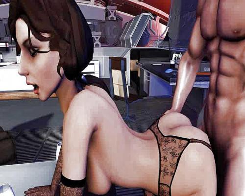 Hot BioShock Babe