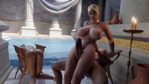 Sindel Cassie Sonya 4K [2021]