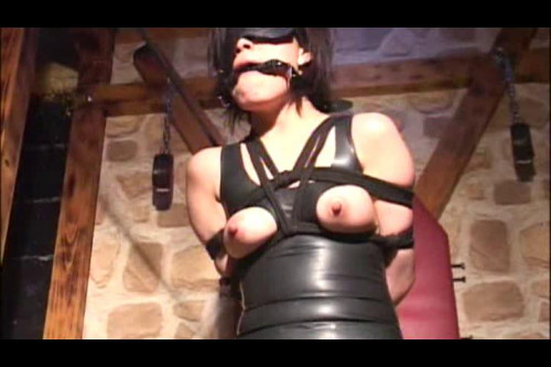 Bang-out Sub Tied In Torture
