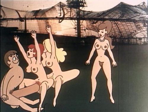 Cartoon Caricature Sex [1978,Hardcore,Cartoons,Animation]