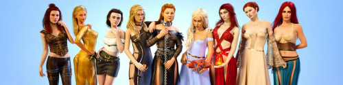 Whores of Thrones 2 Season + Strip Card Game