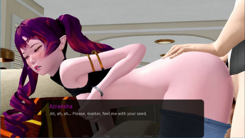 A House In The Rift Version 0.4.5 Reliase 2 [2020,3DCG,Vaginal sex,Oral sex]