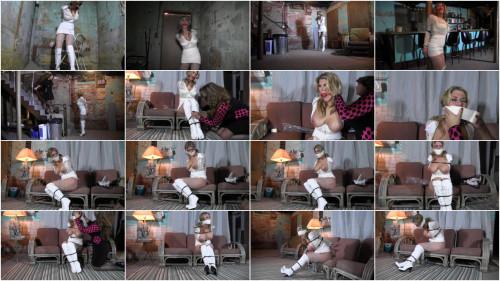 Investigative Reporter Carissa Montgomery Gets Into Trouble - HD 720p