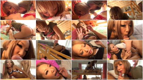 xxx-av - Rica, Chacha Anku (Ai Mizushima) - Sex On A Bunk Bed With -Students 2 (21041)