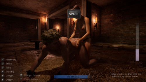 Slaves Of Rome Version 0.12 [2021,Male domination,3D Game,Female domination]
