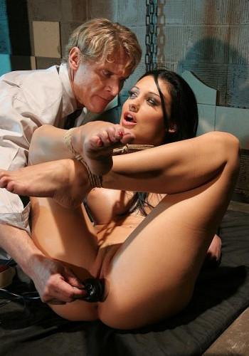 Hot Aletta Ocean in BDSM action