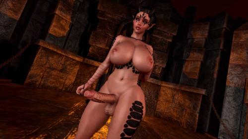 Ina scene 1 [2020,3D,All sex]