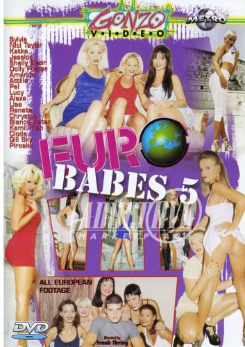 Euro Babes  vol.5 [2000,Retro,Metro,Scene 1. Szilvia,Vintage,Feature,Big Tits]