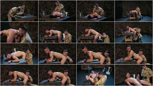 Full Fist Interrogation, Scene #05 - Ashley Ryder, Nate Grimes