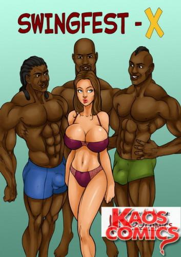 Kaos 39 Porn Comics Collection [rough sex,big black dick]