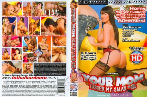 Your Mom Tossed My Salad vol.6 [2010,Full-length films,Lethal Hardcore,Scene 1. Eva Karera,Blonde,Lingerie,Full-lenght]
