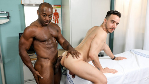 EBD - Aaron Trainer & Alessio Vega - How's My Prostate Doc