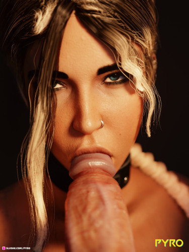 Pyro collection [lesbian,parody,oral sex]