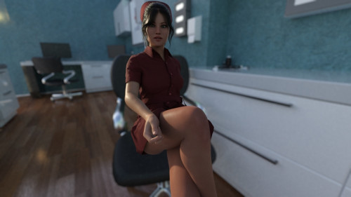 My Wife In 2021 Version 0.4 [2021,Voyeurism,Oral sex,Animated]