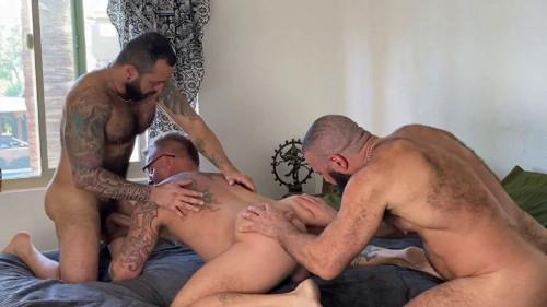 RFC - FFurryStud, Alex Tikas, Tony Xot - Palm Springs Pile On Pt 1