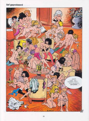 Rooie Oortjes Complete [erotic,humor]