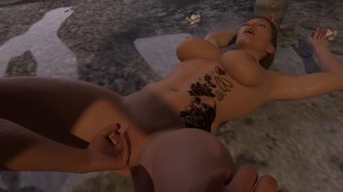A Split Existence Version 0.03 [2021,Male protagonist,3DCG,Female domination]