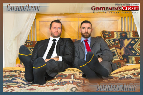 Gentlemen'sCloset – Business Affairs Part 1