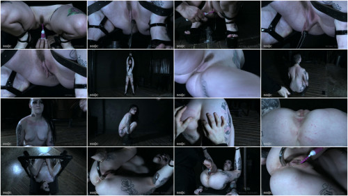 Foot Tied - Mallory Maneater