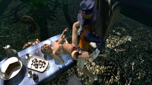 Alice in Wonderland - A xxx Parody [2011,Parody,Feature]