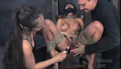 Mega New Exclusive Beautifull Unreal Cool Collection Of Hard Tied. Part 5. [2019,BDSM]