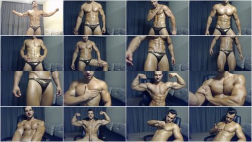 Flirt4Free Aydan Barney aka Hot Fighter Raul Collection