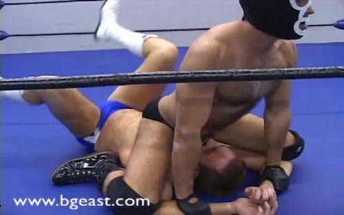 BGE - Jobberpaloozer 10: Cage Thunder vs Drew Russell