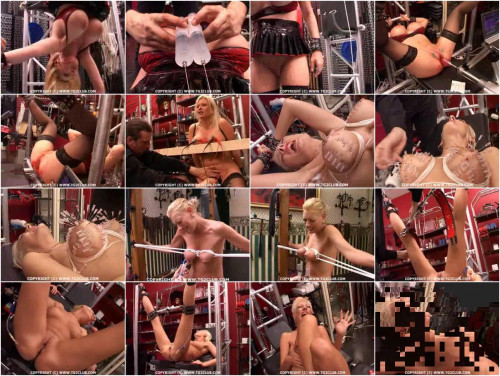 Witness extreme torture of women breast including