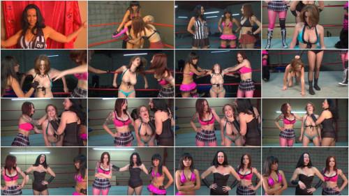 X Club Wrestling 3
