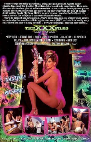 Xxx Files Lust In Space [1995,Retro,In-X-Cess,Jeanna Fine,Parodies,Sci-Fi,Vintage]