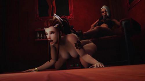 Ashe Doms Brigitte [2021,All sex,3D]
