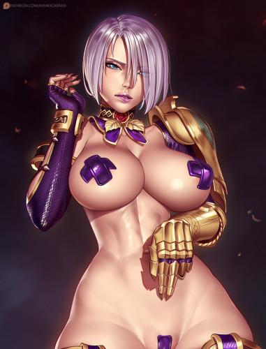 xxNikichenxx [pasties,big ass,bikini]