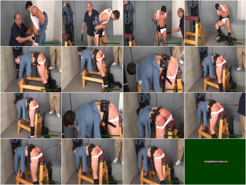 Bad Cop  -  Spanking a Patrol Officer - Part 3