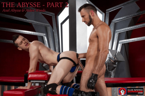 CID - The Abysse - Part 2, Scene 2 (Aiden Woods, Axel Abysse) 720p