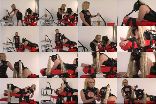 SI- Rubber Spanking Bench Testing