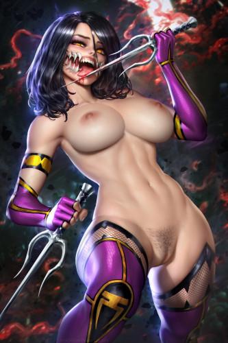 Neo Art Core [overwatch,stockings,big tits]