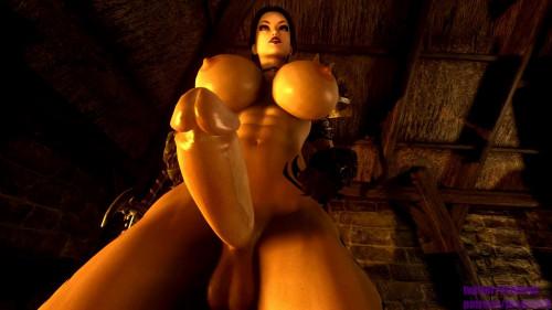 VaM Norn Giantess Futa