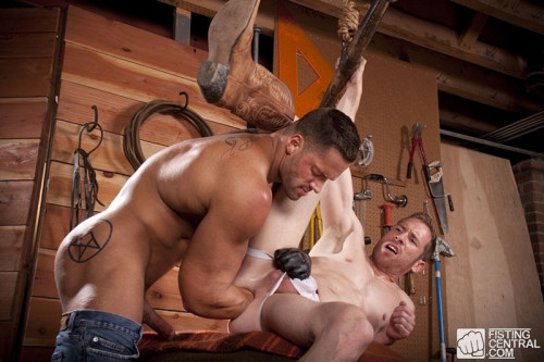 FC - Ranch Hands, Scene #01 - Billy Berlin and Erik Rhodes